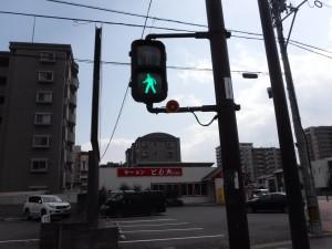 交通信号機工事2