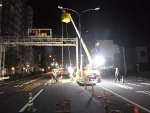 道路照明設備2