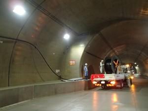 トンネル設備2